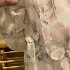 Show Me Your MuMu Dresses - Pastel Floral Maxi Dress